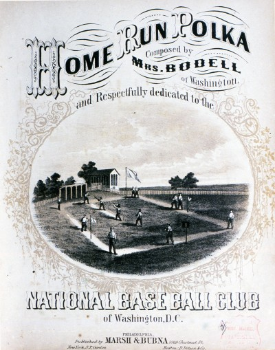 National Base Ball Club Song copy